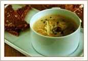 Porcini Cream Soup 2