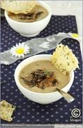 Mushroom Cream Soup 03a framed