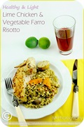 Lime Chicken Veg Farro 02 framed