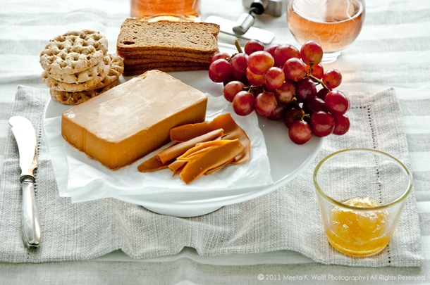 Brunost Cheese (0018) by Meeta K. Wolff