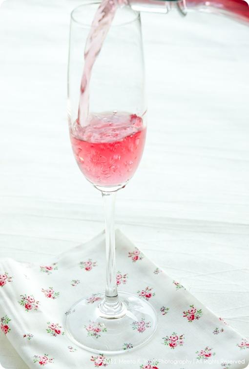 Raspberry Cordial Spritzer (0023) by Meeta K. Wolff