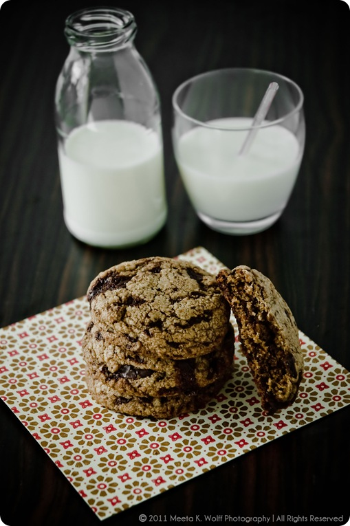 Chocolate Chunk Cookies (0010) by Meeta K. Wolff