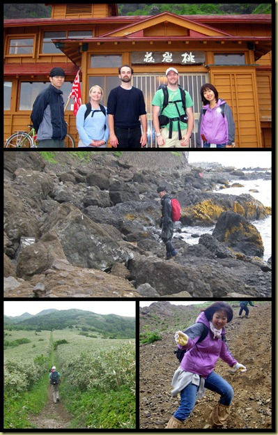 Collage - Rebun Island2