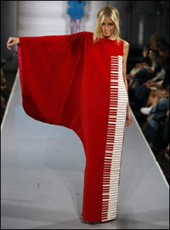 pianokeydress