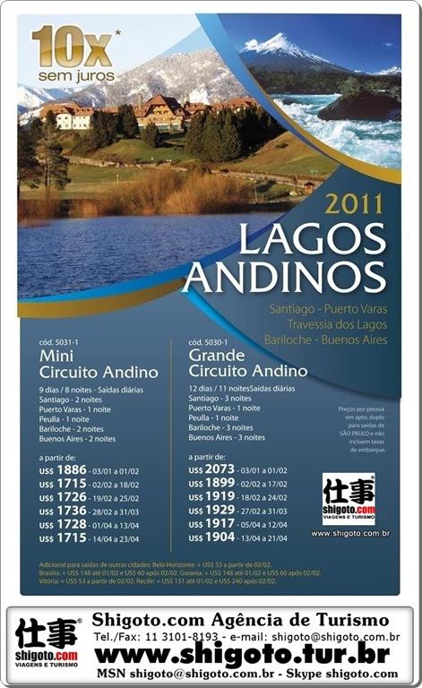 Lagos Andinos 2011
