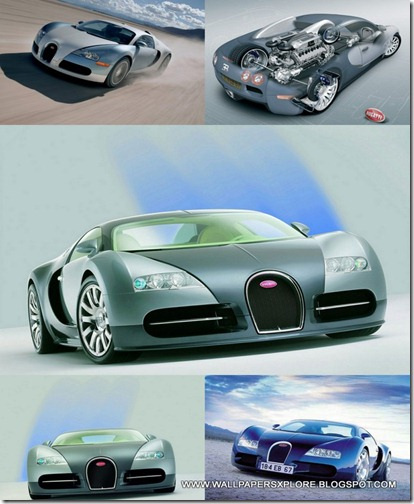 30 BUGATTI VEYRON CARS WALLPAPERS [ MYSHARE ]