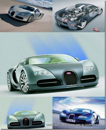30 BUGATTI VEYRON CARS WALLPAPERS [ MYSHARE ]