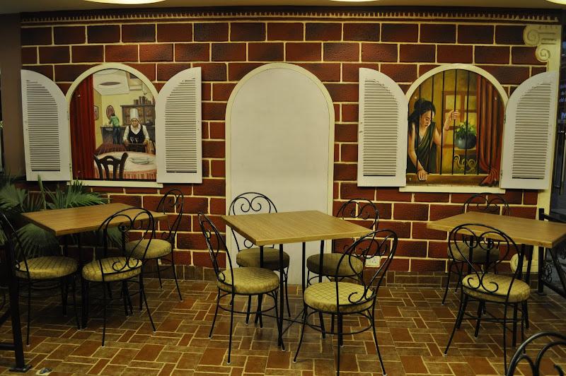 Flavours Cafe Varanasi Menu