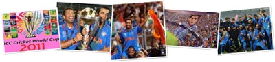 View ICC World Cup 2011 Memories