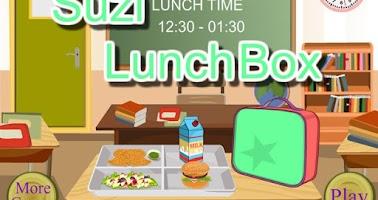 Screenshot of School Lunch - Food Maker