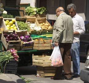 Essen in Sizilien - Die sizilianische Küche basiert auf Gemüse