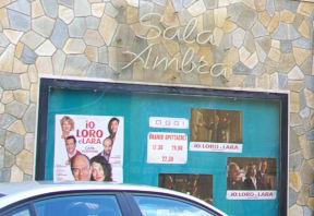 Filme, die in Sizilien gedreht und gezeigt werden