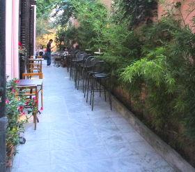 Sizilien - Addiopizzo - Acanto Blu - Das moderne Restaurant