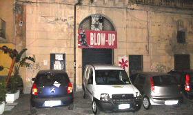 Sizilien - Addiopizzo - BLOW-UP - Kneipe und Treff für junge Mafia-Gegner