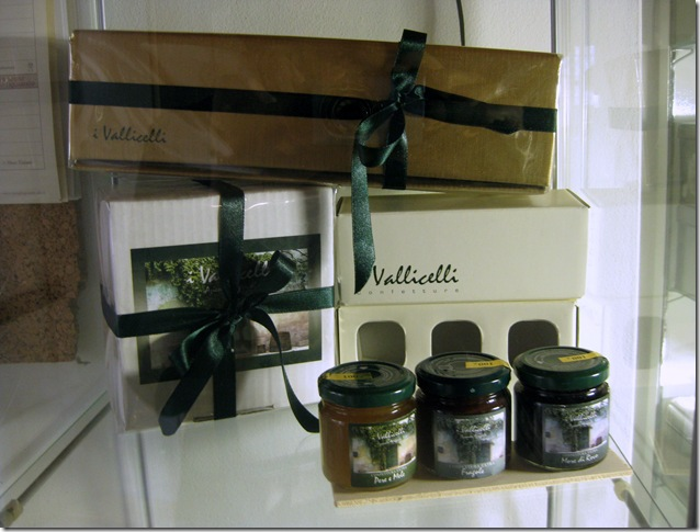 preserves at I Vallicelli