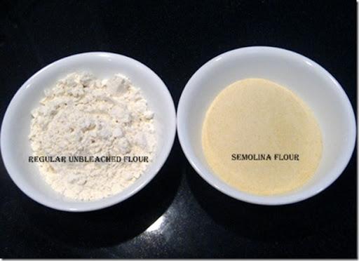 Semolina and 00 flour pasta recipe