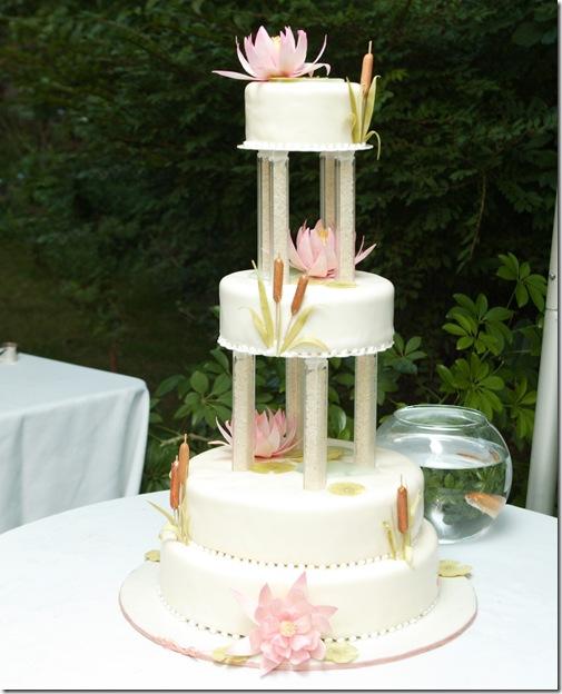 Elizabeth Hodes' cake