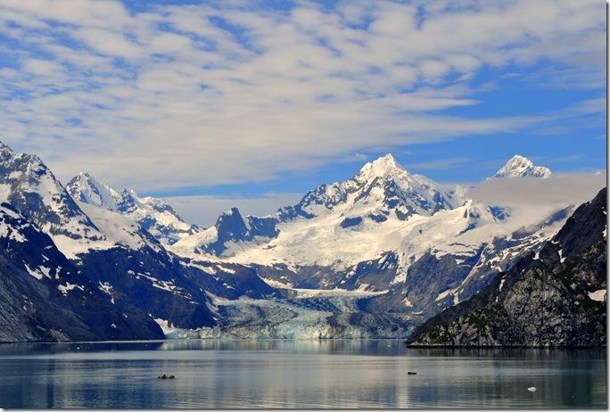 glaciers again