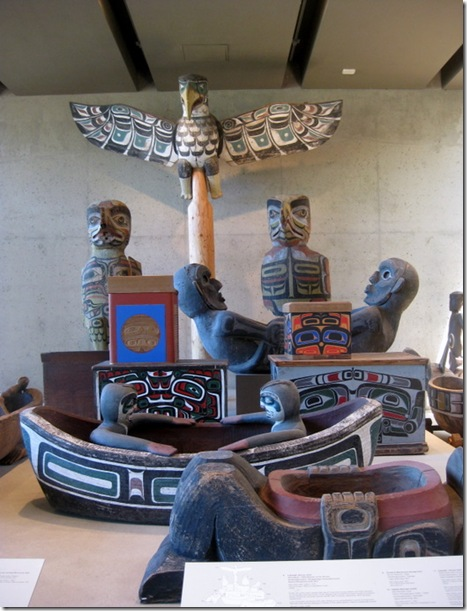 inside Vancouver's anthropology museum