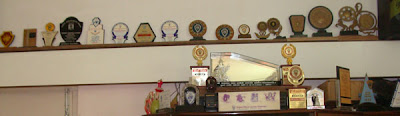 Various awards of Bharat Dudakia