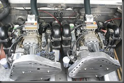 Shotover Jet Twin Boat Engines 01