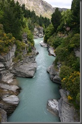Shotover 1st Canyon - Normal Conditions