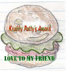 Krabby Patty's Award
