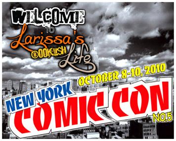 LBL at comic con 2010