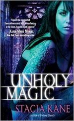 Stacia Kane - Unholy Magic US