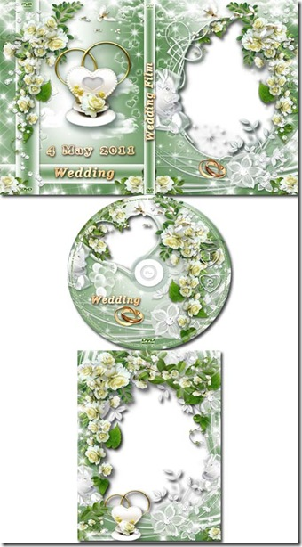 DVD Cover-Weddings