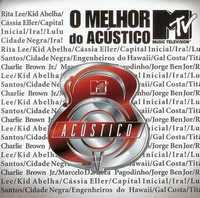 O Melhor Do Acústico MTV – Nacional