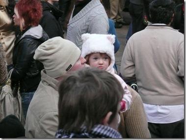Маленькая зрительница