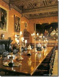 Замок Пенрин, столовая