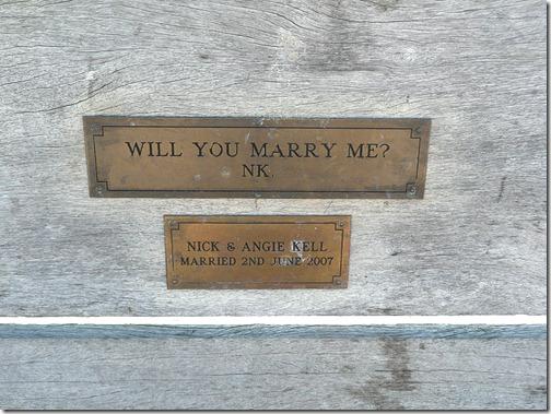 Ты выйдешь за меня замуж? NK... Ник и Анжи Келл. Поженились 2 июня 2007 года.