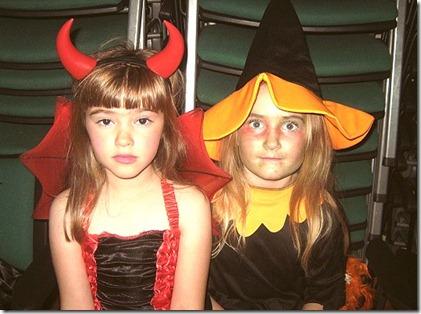 Парти на Хэллоуин