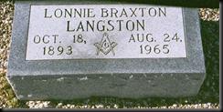 Tumba de Langston 2