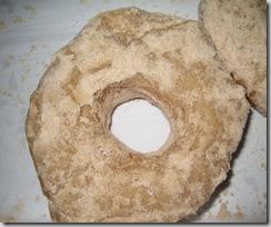 cu rise n shine donut