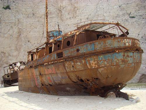 naufragio panagiotis