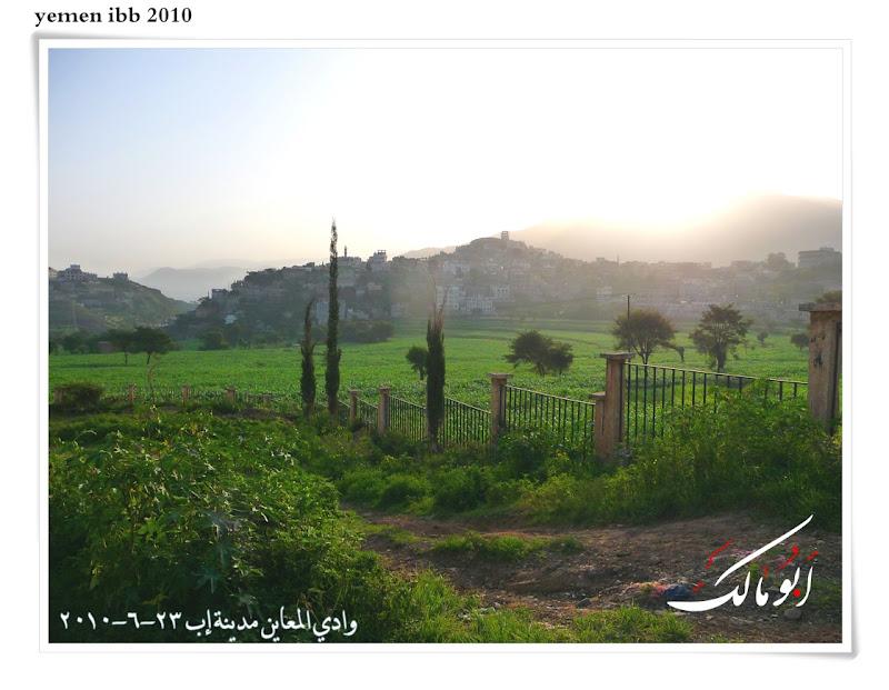 عاصمة السياحة اليمنية إب الخضرا %D8%A7%D9%85%D8%B7%D8%A7%D8%B130o