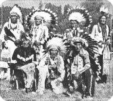 indios norte americanos