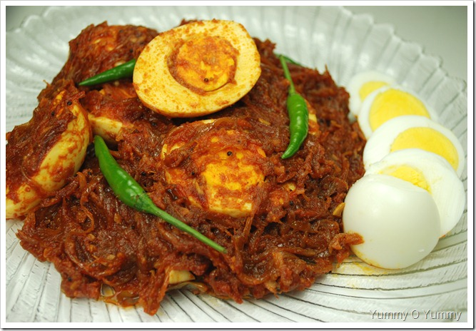 Egg Roast / Mutta Roast