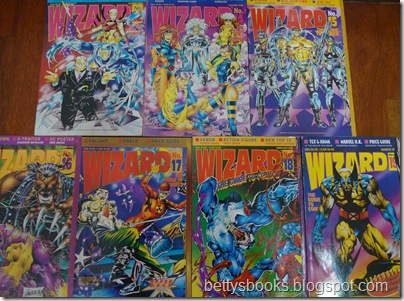 Wizard Mag RM20 whole batch