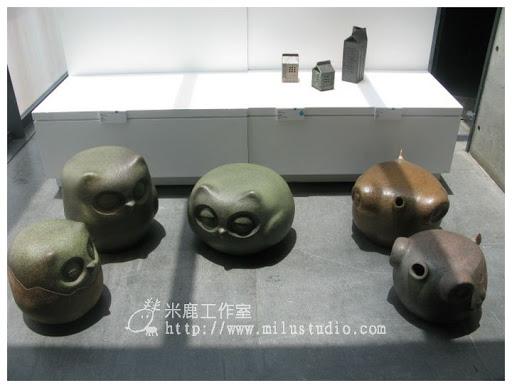 2010第五屆臺灣金質獎-創意獎-展覽情景