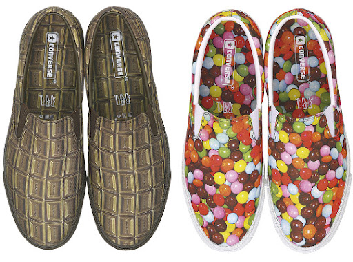 Converse Oyatsu Slip-On Candy Pack