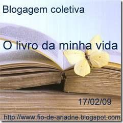 """Blogagem Coletiva """"O Livro da Minha Vida"""""""