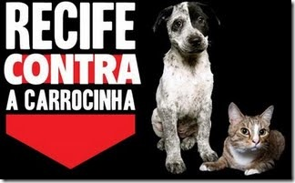 """Recife Contra a Carrocinha!"""