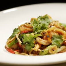Roasted Vegetable Udon Recipe