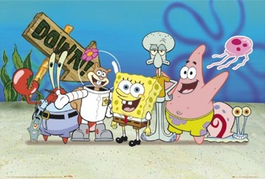 Spongebob_Characters