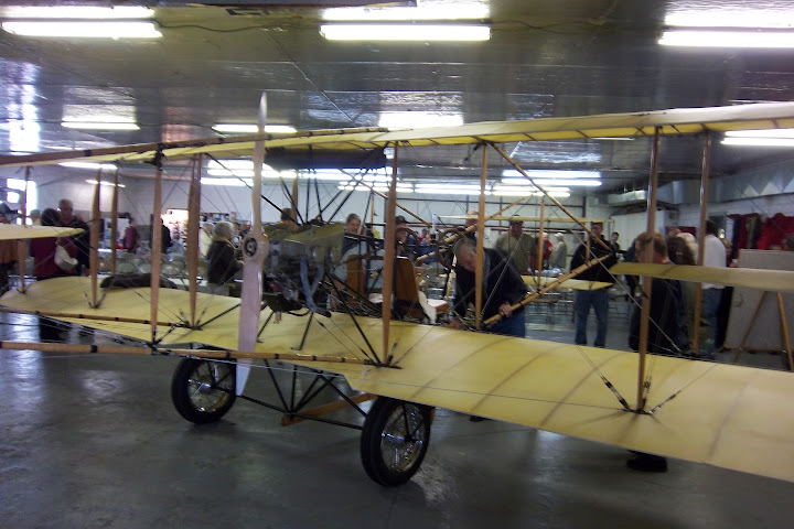 Roll-out at Stout Aviation for '100Year Annv'
