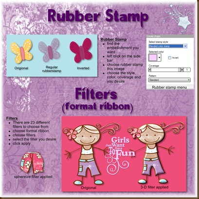 Rubber Stamp & Filters - Page 033